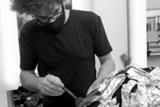 Edoardo Paludo Colour Foiling Technique