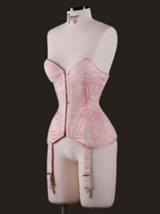 Magical Whimsy Inspiration Pink Vintage Corset