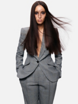 Back to Classics Model In Grey Suit