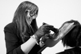 Lesley Jennison Colouring Hair