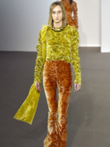 Once Upon A Time Inspiration Acne Studios Model