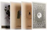 Dark Romance Inspiration Set of Four Tarot Cards