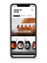 Schwarzkopf Professional House of Color App