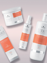 Strait Therapy Product Range on Light Background