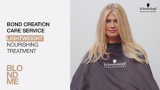 BLONDME Care How to Nourish Highlighted Blonde Without Overburdening It