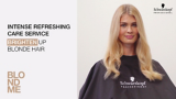 BLONDME Care How To Refresh And Brighten Up Blonde Hair