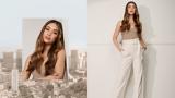BLONDME Maria Rio De Janeiro Video Model With Long Wavy Brunette Hair