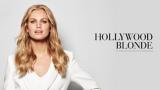 BLONDME Hollywood Blonde Video Model With Long Warm Blonde Wavy Hair