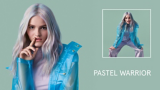 Pastel Warrior Tutorial Video Preview