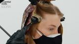 Novel Comfort Catwalk Look The Colour Video Tutorial
