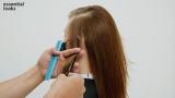 Novel Comfort Salon Look Cut video tutorial