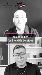 Business tips for blondme services