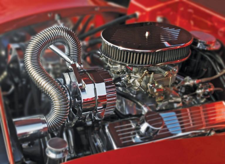 アフターマーケットにおける乗用車のエンジン