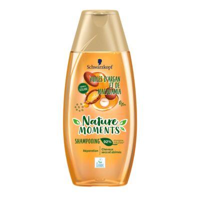 Shampooing Huiles d'Argan et de Macadamia