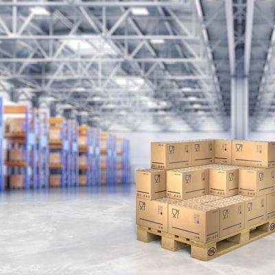 New adhesive solutions from Henkel save material for pallet securing