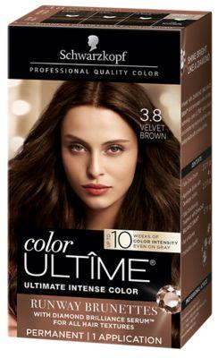 3 8 Velvet Brown