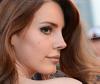 Model rocks high-volume hairstyle for fine hair