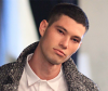 Man with buzz cut