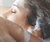 comb after shampoo