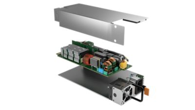 LIQUI BOND Thermally Conductive Adhesive Delivers Efficient Solutionfor Data Center AC/DC Power Supply