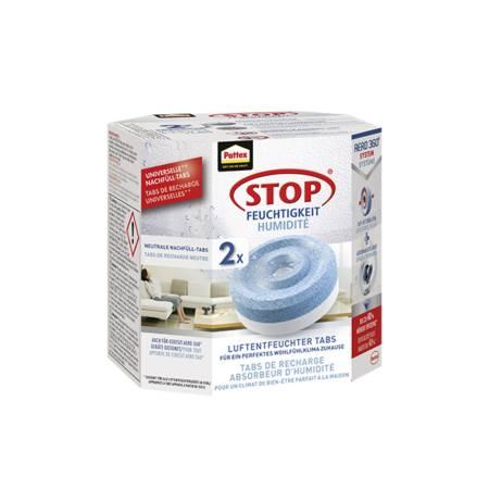 Stop Feuchtigkeit Aero 360° Nachfüll-Tabs