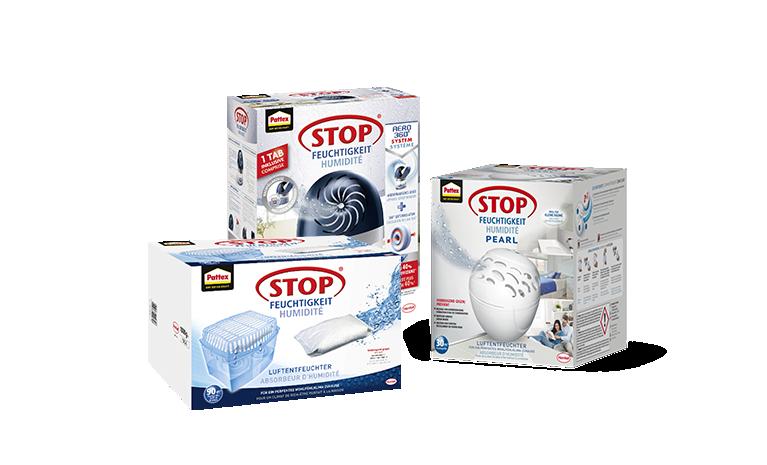 Pattex Stop Feuchtigkeit Luftentfeuchter