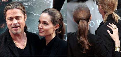 Penteados de Angelina Jolie