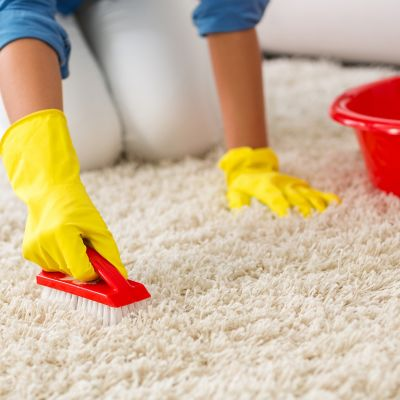 How to Get Stains Out of a Carpet