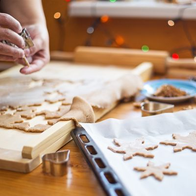 Everything you need to start baking at home