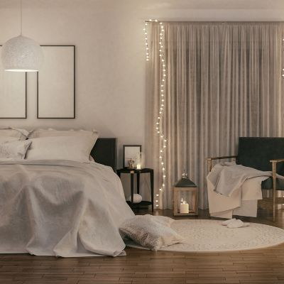 How to make your bedroom more comfortable