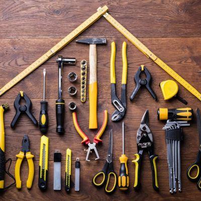 Die ultimative DIY-Anleitung für Anfänger – Grundausstattung Werkzeugkasten