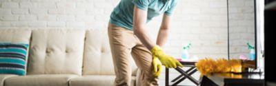 dusting tips