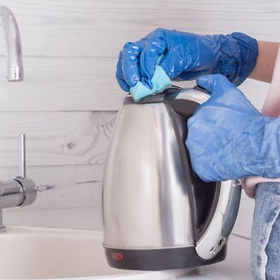 So reinigst du deine Küchengeräte