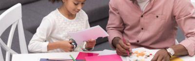 Jak zrobić papierowe gwiazdki z dziećmi