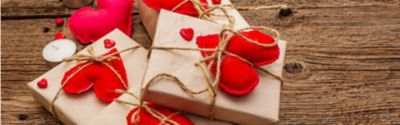 Valentine gifts, get inspired