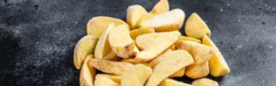 Kartoffeln einfrieren: so geht's