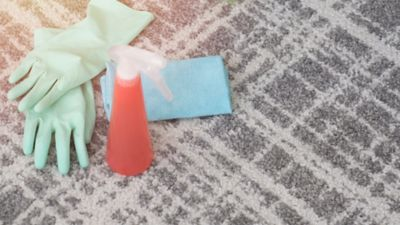 How to remove blood stains from your carpet