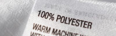 How to wash polyester—get stains out easily