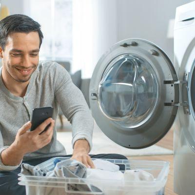 Wasserverbrauch der Waschmaschine