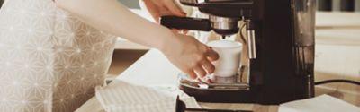 Kaffeemaschine entkalken, Espressomaschine