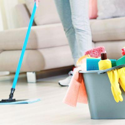 How to clean vinyl flooring