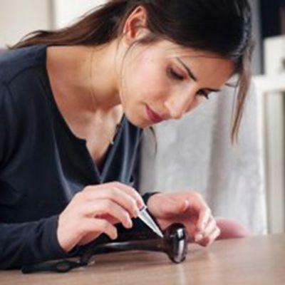 Comment réparer des lunettes ?