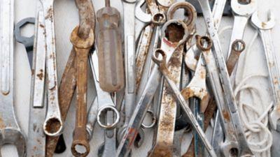 Paslı aletler