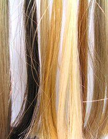 Yeni bir saç rengi