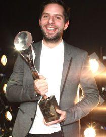 Daniele Pulia riceve il primo premio