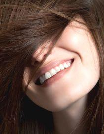 A száraz haj kezelése