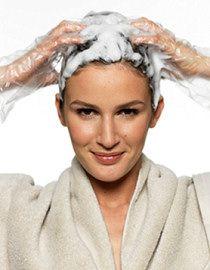 Coloration mousse pour cheveux