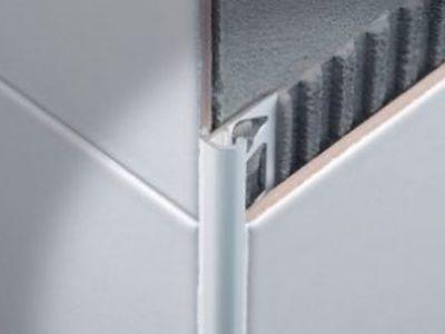 CS ROUNDJOLLY RJ-A Aluminium beschichtet Außenecken