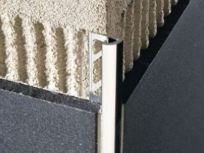 CS ROUNDJOLLY RJ-A Aluminium chrom glänzend und Außenecken