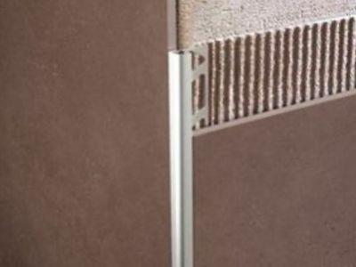 CS ROUNDJOLLY RJ-A Aluminium silber matt eloxiert und Außenecken